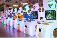 Children Ticket Amusement Arcade Machines  1-2 Players For Shopping Mall