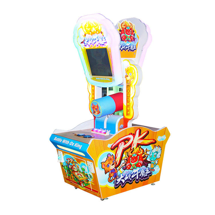 Indoor Amusement Redemption Game Machine Coin Operated  One Year Warranty