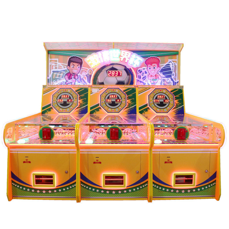 Commercial Hook  Electronic Pinball Game Machine 3 Players One Year  Warranty