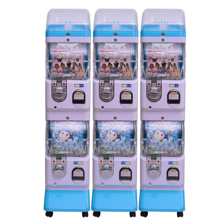 Capsule Toy Gashapon Bouncy Ball Vending Machine  One Year Warranty
