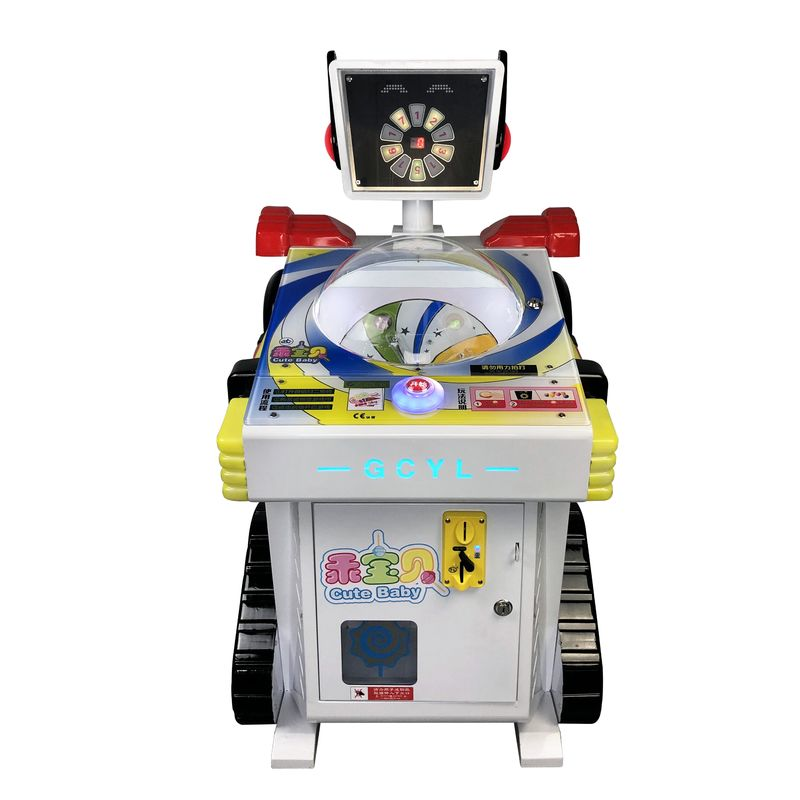 Kids Mini Toy Redemption Game Machine Candy Toy Vending Game Machine